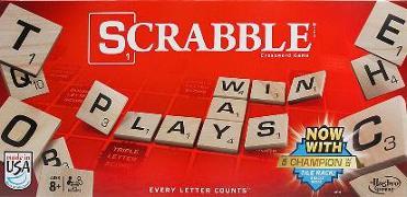 Cover-Bild zu Hasbro (Hrsg.): Scrabble Classic