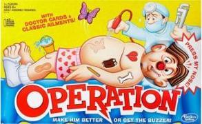 Cover-Bild zu Hasbro (Hrsg.): Classic Operation