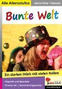 Cover-Bild zu Bunte Welt (eBook) von Tiemann, Hans-Peter