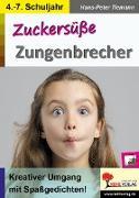Cover-Bild zu Zuckersüße Zungenbrecher (eBook) von Tiemann, Hans-Peter