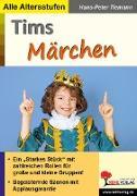 Cover-Bild zu Tims Märchen (eBook) von Tiemann, Hans-Peter