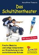 Cover-Bild zu Das Schultütentheater (eBook) von Tiemann, Hans-Peter