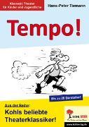 Cover-Bild zu Tempo (eBook) von Tiemann, Hans-Peter