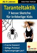 Cover-Bild zu Taranteltaktik (eBook) von Tiemann, Hans-Peter