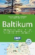 Cover-Bild zu Bauermeister, Christiane: DuMont Reise-Handbuch Reiseführer Baltikum, Litauen, Lettland (eBook)