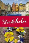 Cover-Bild zu Nowak, Christian: Baedeker SMART Reiseführer Stockholm