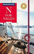 Cover-Bild zu Nowak, Christian: Baedeker Reiseführer Norwegen