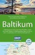 Cover-Bild zu Gerberding, Eva: DuMont Reise-Handbuch Reiseführer Baltikum. 1:800'000