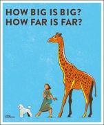 Cover-Bild zu How big is big? How far is far? von Van Der Veken, Jan