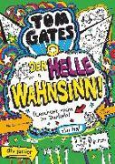 Cover-Bild zu Tom Gates 11 - Der helle Wahnsinn! (Leuchtet nicht im Dunkeln) von Pichon, Liz