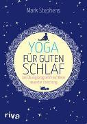 Cover-Bild zu Yoga für guten Schlaf von Stephens, Mark