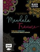 Cover-Bild zu Black Edition: Inspiration Mandala Träume
