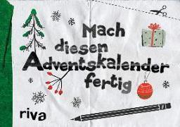Cover-Bild zu Mach diesen Adventskalender fertig