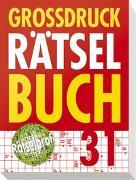 Cover-Bild zu Großdruck Rätselbuch Band 31