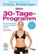 Cover-Bild zu Mein 30-Tage-Programm von Anderson, Tracy