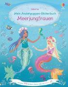 Cover-Bild zu Watt, Fiona: Mein Anziehpuppen-Stickerbuch: Meerjungfrauen
