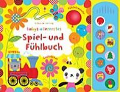 Cover-Bild zu Watt, Fiona: Babys allererstes Spiel- und Fühlbuch