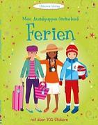 Cover-Bild zu Watt, Fiona: Mein Anziehpuppen-Stickerbuch: Ferien
