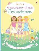 Cover-Bild zu Watt, Fiona: Mein Anziehpuppen-Stickerbuch: Freundinnen