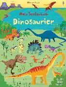 Cover-Bild zu Watt, Fiona: Mein Stickerbuch: Dinosaurier