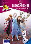 Cover-Bild zu Erstleser - leichter lesen: Disney Die Eiskönigin 2: Der verzauberte Wald von Neubauer, Annette
