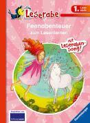Cover-Bild zu Feenabenteuer zum Lesenlernen - Leserabe 1. Klasse - Erstlesebuch für Kinder ab 6 Jahren von THilO