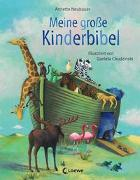 Cover-Bild zu Meine große Kinderbibel von Neubauer, Annette