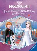 Cover-Bild zu Disney Die Eiskönigin 2: Minutengeschichten für Erstleser 2 von Neubauer, Annette