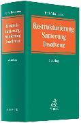 Cover-Bild zu Restrukturierung, Sanierung, Insolvenz von Buth, Andrea K. (Hrsg.)