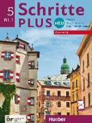 Cover-Bild zu Schritte plus Neu 5 - Österreich von Hilpert, Silke