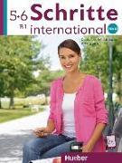 Cover-Bild zu Schritte international Neu 5+6 / Arbeitsbuch+CDs zum Arbeitsbuch von Gottstein-Schramm, Barbara