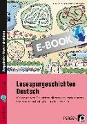 Cover-Bild zu Lesespurgeschichten 5./6. Klasse - Deutsch (eBook) von Felten, Patricia