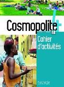 Cover-Bild zu Cosmopolite 4. Arbeitsbuch mit Audio-CD, Code und Beiheft von Mathieu-Benoit, Émilie