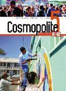 Cover-Bild zu Cosmopolite 5. Kursbuch mit Beiheft und Code von Twardowski-Vieites, Delphine