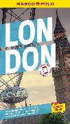 Cover-Bild zu MARCO POLO Reiseführer London von Becker, Kathleen