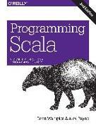 Cover-Bild zu Wampler, Dean: Programming Scala 2e