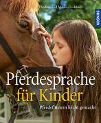 Cover-Bild zu Pferdesprache für Kinder von Eschbach, Andrea