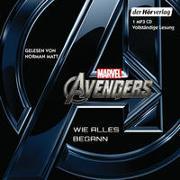 Cover-Bild zu Macri, Thomas: Marvel Avengers