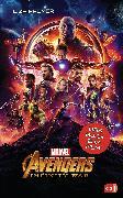 Cover-Bild zu Palmer, Liza: Marvel Avengers - Infinity War - (eBook)