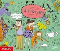 Cover-Bild zu Pantermüller, Alice: Mein Lotta-Leben 04-05