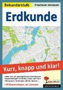 Cover-Bild zu Erdkunde - Grundwissen kurz, knapp und klar! (eBook) von Heitmann, Friedhelm