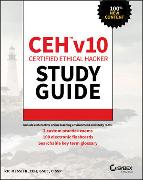 Cover-Bild zu Messier, Ric: CEH v10 Certified Ethical Hacker Study Guide