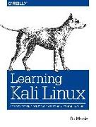 Cover-Bild zu Messier, Ric: Learning Kali Linux