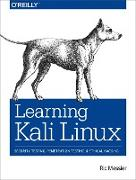 Cover-Bild zu Messier, Ric: Learning Kali Linux (eBook)