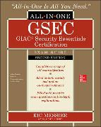 Cover-Bild zu Messier, Ric: GSEC GIAC Security Essentials Certification All-in-One Exam Guide, Second Edition