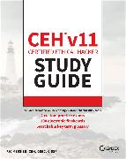 Cover-Bild zu Messier, Ric: CEH v11 Certified Ethical Hacker Study Guide (eBook)