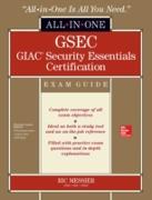 Cover-Bild zu Messier, Ric: GSEC GIAC Security Essentials Certification All-in-One Exam Guide (eBook)