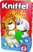 Cover-Bild zu Kniffel Kids