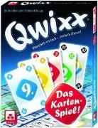 Cover-Bild zu Qwixx - Das Kartenspiel von Benndorf, Steffen