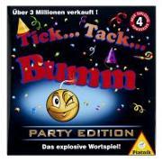 Cover-Bild zu Tick Tack Bumm - Party Edition von Rodriguez, Los